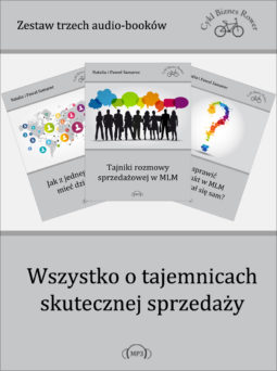 ZESTAW - Wszystko o tajemnicach skutecznej sprzedaży
