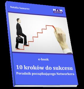 Ebook – 10 kroków doSukcesu