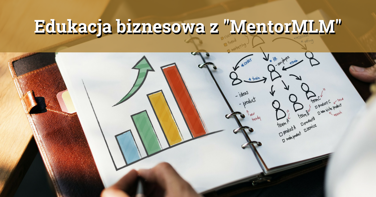 Etapy rozwoju wTwoim biznesie. Edukacja zMentorMLM